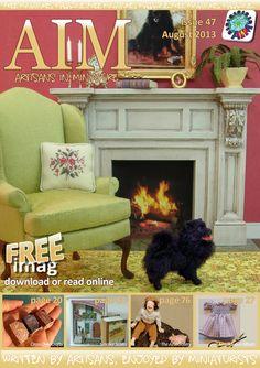 AIM imag   Issue 47   August 2013