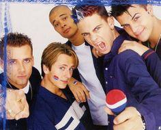 five boyband ! Everybody Get Up, Love The 90s, Photo Background Images, My Favorite Music, Back In The Day, Mind Blown, Boy Bands, Childhood Memories, Nostalgia
