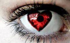 Heart eye for Valentines :)
