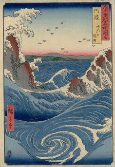 Bunkamuraで開催中の「ボストン美術館所蔵 俺たちの国芳 わたしの国貞」をはじめ、今年は歌川国芳に関連した展示会が多いように思いますが、同じ歌川派の人気絵師 歌川広重も忘れちゃいけません。東京 サントリー美術館で歌川広重の作品展「広重…