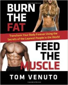 Click for review: http://yourwarriorsedge.com/health-fitness-book-reivews/burn-the-fat-feed-the-muscle-by-tom-venuto/