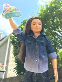 Barbie krijgt haar maandstonden