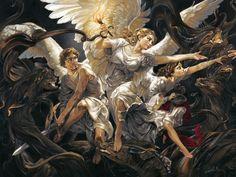Fantasy & Representational Work | Fine Art by Heather Theurer