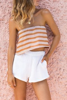 Different color shorts Fall Fashion Outfits, Teen Fashion, Spring Outfits, Casual Outfits, Cute Outfits, Warm Outfits, Fashion Clothes, Summer Outfits For Teens, Spring Summer Fashion