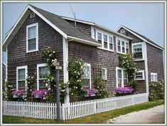 Another Lovely House on Nantucket Island - Massachusetts