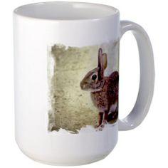 Florida Cottontail Bunny Coffee Mug