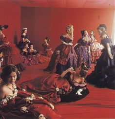 Opera costumes - just another day at work :)
