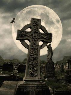 Sacado de Gothic & fantasy art.