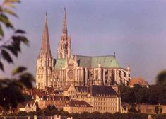 What Is The Chartres Cathedral | Chartres, Cathedral View :: Travel Tidbits