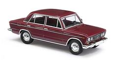 Lada 1600 CMD-Collection Red