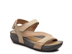 7944dfbbf8fc Bare Traps Donatella Wedge Sandal Other Accessories