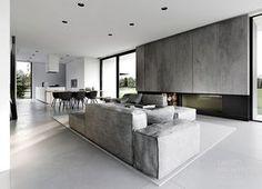 Tamizo Architects - r-house interior design, pabianice.