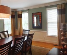 greensboro nc interior designers - 1000+ images about Dining ooms on Pinterest Upholstered dining ...
