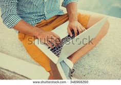Relaxed Working Stock Photos, Images, & Pictures   Shutterstock