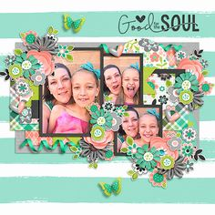 A year in review - May template pack by Tinci Designs http://store.gingerscraps.net/A-year-in-review-May.html
