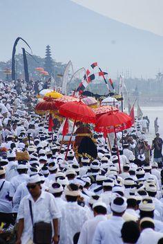 Ceremony in Bali