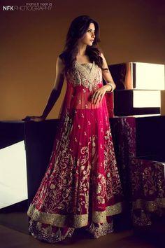 Sania Maskatiya Bridal Shoot by Nadir Firoz Khan