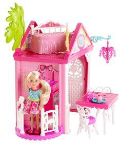 Mattel BDG50 casa de muñecas - casas de muñecas Multi: Amazon.es: Juguetes y juegos