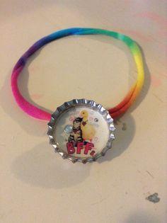Bottle cap BFF Bff Bracelets, Cap, Bottle, Jewelry, Fashion, Baseball Hat, Moda, Friendship Bracelets, Jewlery