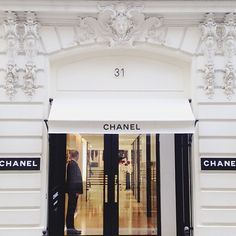 THE Chanel store - Rue Cambon, Paris - @marina_in_wonderland-