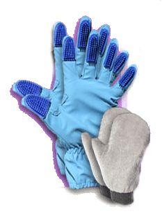 Bristle Gloves |  2121+ As Seen on TV Items: http://TVStuffReviews.com/bristle-gloves