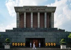 Ho Chi Minh Mausoleum by Mike Hartwig on 500px