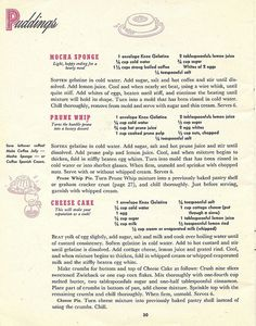 retro knox gelatin recipes