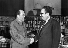 (Photo: Mao and Kissinger) The studies of the momentum of the International Relations indeed helps to lay down the fundamental understanding of the real world politics nowadays. The nature of inter...