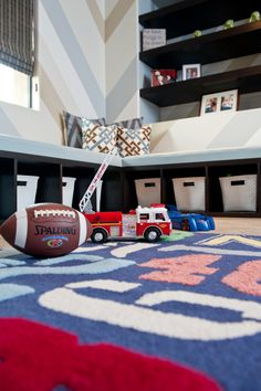 Kids Play Room- Red Egg Design Group| Windgate Ranch | Arizona | Interior Design | Red Egg Design Group