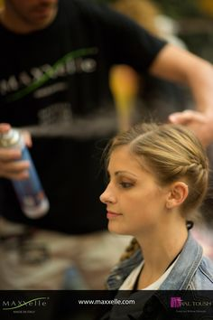 #models #contest #2013 #maxxelle #hair #fashion #sfilata #makeup Artist #hairstylist