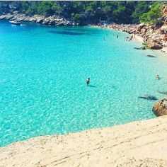 Ibiza, na Espanha! ⚓