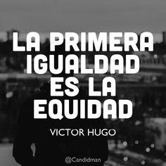 """""""La primera #Igualda"""