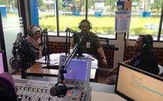 GPMB Provinsi Kalimantan Timur: Talkshow GPMB di RRI Samarinda