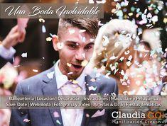 Te ayudamos a organizar tu Boda www.claudiago.cl