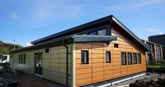 The Active Classroom generates, stores and releases its own solar energy
