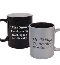 School & Graduation Personalised Gifts - www.younameit.co.uk