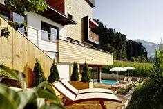 """alpin – vital – wellness: wahre Entspannung im Naturhotel """"Die Waldruhe"""", Ihrem Hotel in Kiens"""