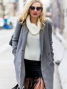 The Latest Street Style Photos From New York Fashion Week   WhoWhatWear AU
