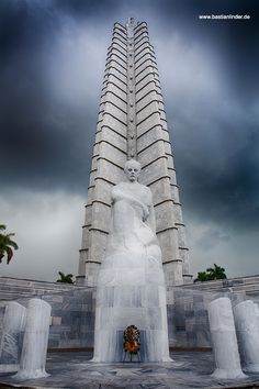 City of Havanna, Memorial Jose Marti, Cuba