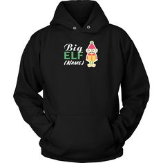 Christmas Big Elf (your name) - Custom shirts