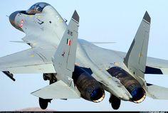 Rocketumblr | Su-30MKI