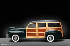 Ford Super Deluxe Woodie Station Wagon | Google images ...