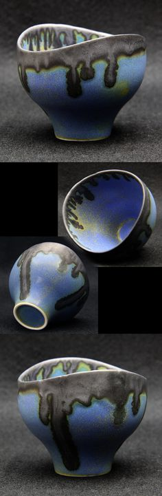 Heihe Kenkichi    1974 Born in Hiroshima in  1997 Okayama Prefectural University Faculty of Design graduation  1999 Aichi Prefectural University of Fine Arts and Music, Graduate School of Ceramics Department of the end  2002 Heihe Kenkichi Ceramic Design Research Institute, pottery designer   is the work has gotten in the Robert Ierin pottery gallery  there is something if you go There is a gallery of fun  (7 × H5.9)