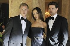 Still of Devon Sawa, Maggie Q and Shane West in Nikita