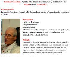 Ludzi Zaginionych Włochy