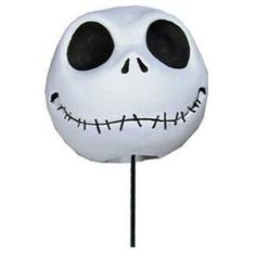 Amazon.com: Nightmare Before Christmas NBX Jack Skellington Antenna Topper: Toys & Games