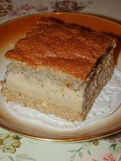 Cristina's world: Prajitura desteapta cu ness - dukan style Points Plus Recipes, No Carb Recipes, Vegetarian Recipes, Low Carb Desserts, Dessert Recipes, Wheat Belly Recipes, South Beach Diet, Low Carbohydrate Diet, Dukan Diet