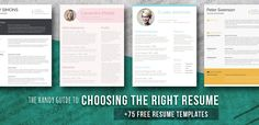 Work free resume templates for word