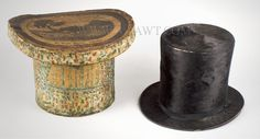 Top hat & antique box to fit.