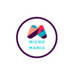 Micromania I Logotype alternative version